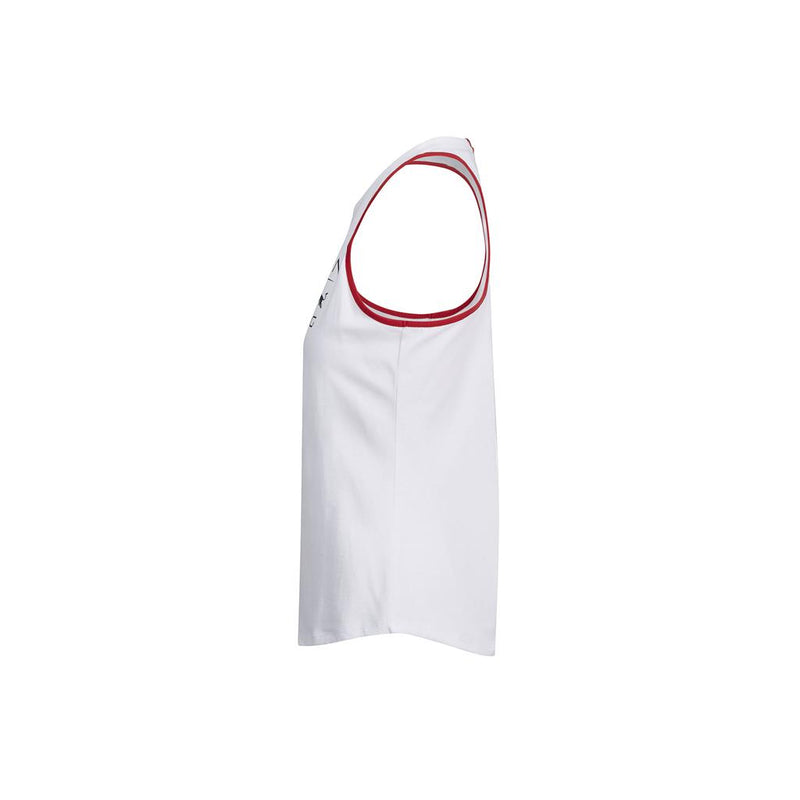 Aston Martin Women's Vest- White 2019