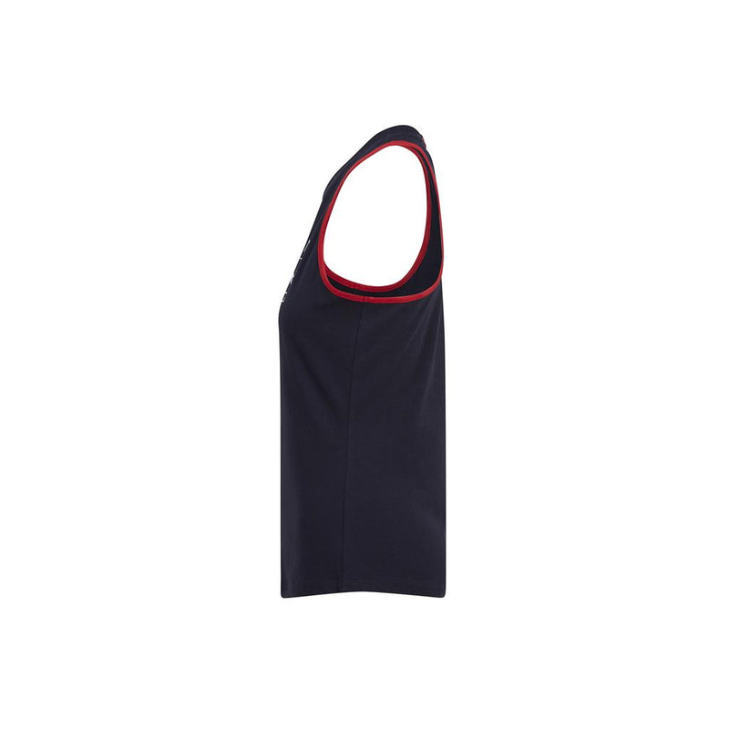 Aston Martin Women's Vest-Navy