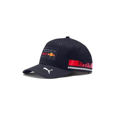 Aston Martin Child's Team Baseball Cap- Navy