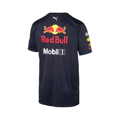 Red Bull Replica Men's Team Tee Shirt