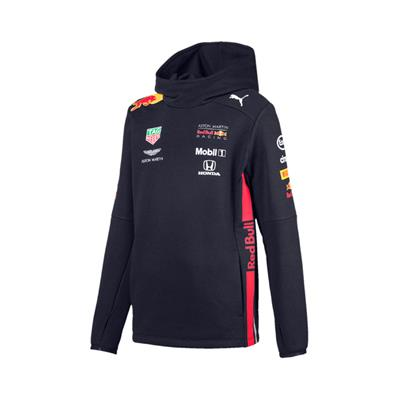 Red bull Replica Men's Hooded Sweat Jacket 2019