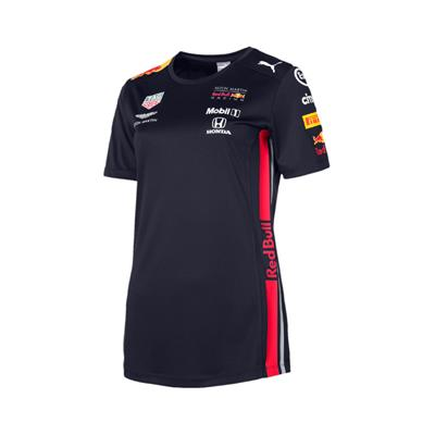 Redbull Replica Women's Team Tee Shirt 2019