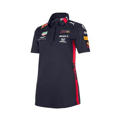 Red Bull Women's Replica Team Polo