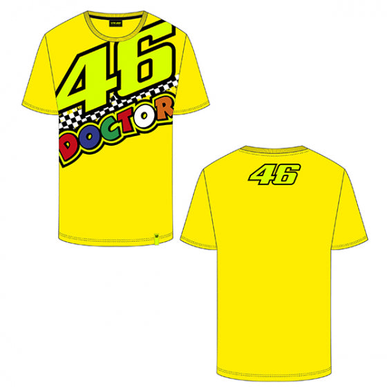 VR46 The Doctor Tee Shirt 2020