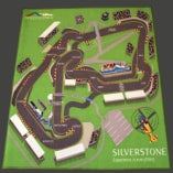 Silverstone Circuit Play Mat - ONLY AVAILABLE IN STORE - UNABLE TO POST