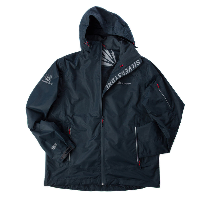 Men's Waterproof Coat - Black