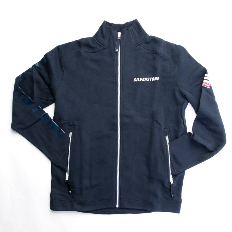 Mens' Zip Sweat Navy