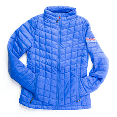 Women's Thermo Jacket - Blue