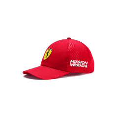 Ferrari Adult Replica Team Cap - Red