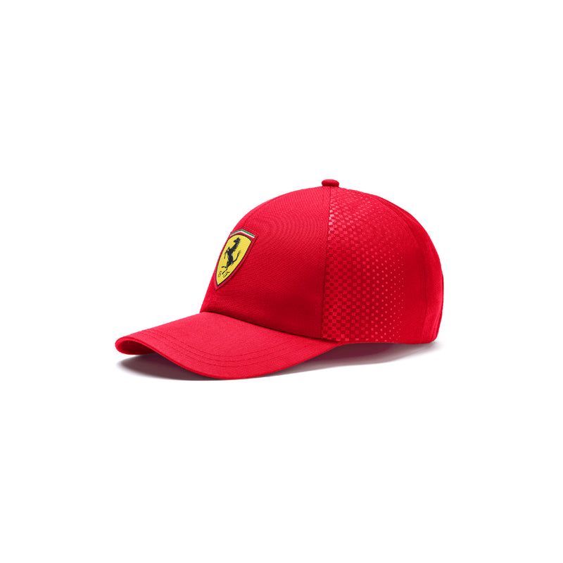Ferrari Child's Replica Team Cap  - Red 2019