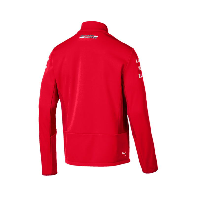 Ferrari Replica Men's Soft Shell Jacket -  2019