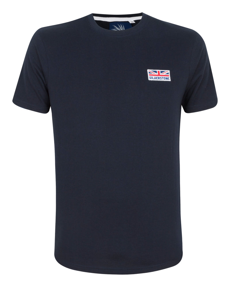 Adult Essential Tee Shirt Navy