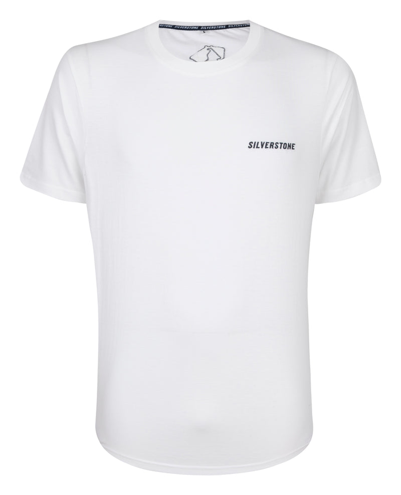 Essential Adult's Tee-White