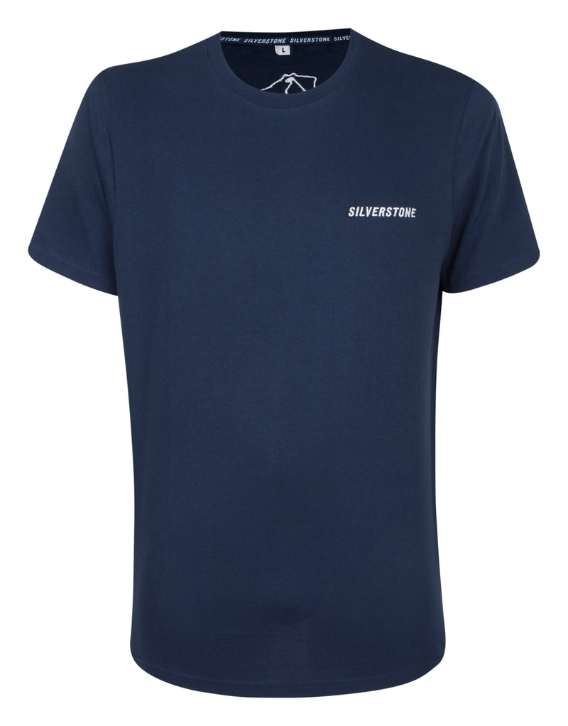 Essential Navy Tee