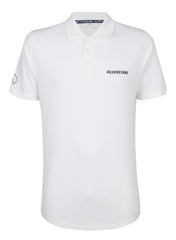 Men's Essential Polo-White