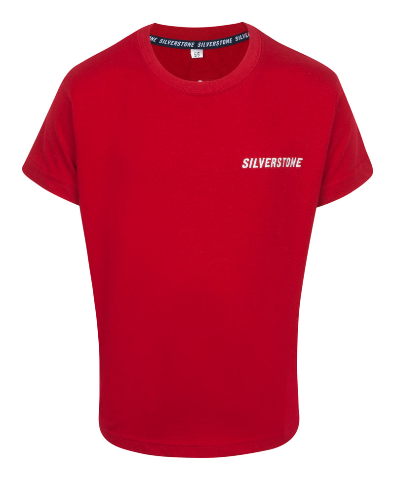 Essential Child's Tee-Red