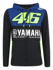 VR46 Men's Racing Full Zip Hoodie