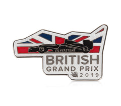 Grand Prix 2019 Pin Badge