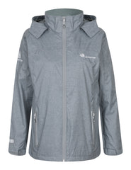 Women's Shell Coat - Grey