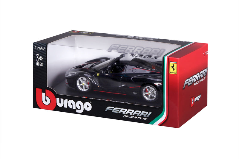 1:24 Ferrari Aperta Race & Play - 26022b