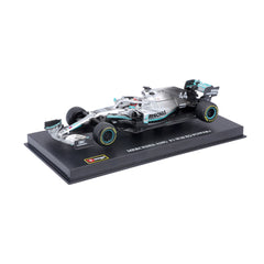 1/43 Lewis Hamilton Car in Display Case - B18-38049H