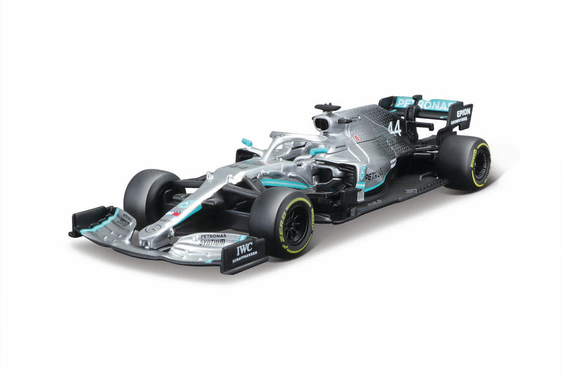 1:43 Mercedes AMG Petronas Model-B18-38136H