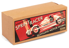 Sprint Wind Up Tin Race Car - SC-MS648