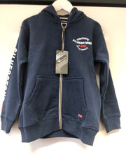 Child's Navy Hooded Top