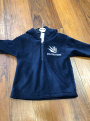 Baby Fleece-Navy