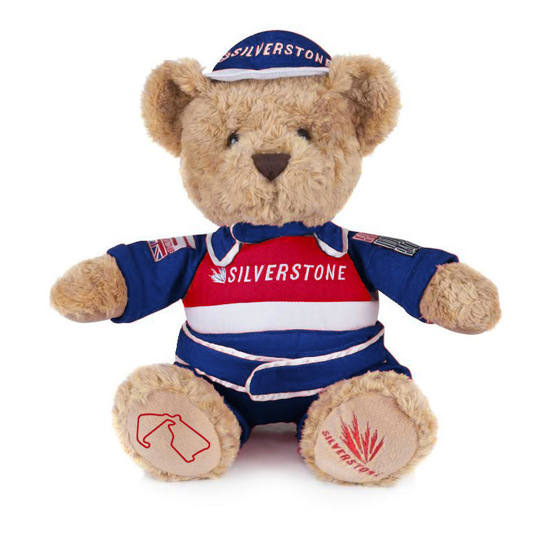 Jackie Limited Edition Silverstone Bear - 30cm