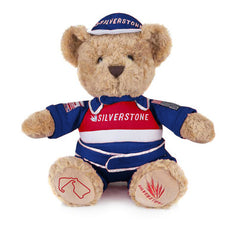 Jackie Limited Edition Silverstone 2020 Bear - 30cm