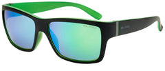 Luffield Sunglasses - Green