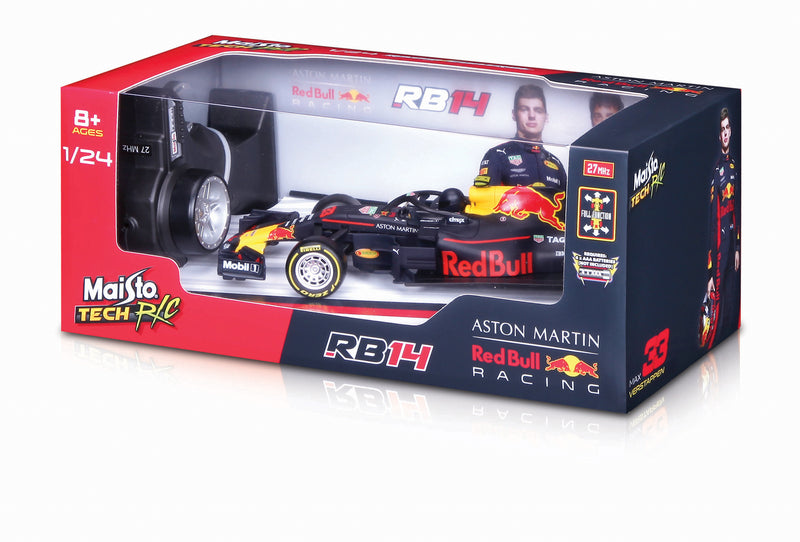 1/24 Radio Controlled RedBull RB14 Max Verstappen - 81381