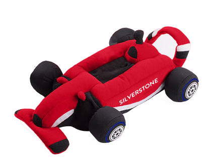 Silverstone Plush Racing Car