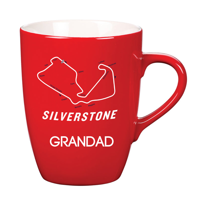 Track Named Mugs Grandad
