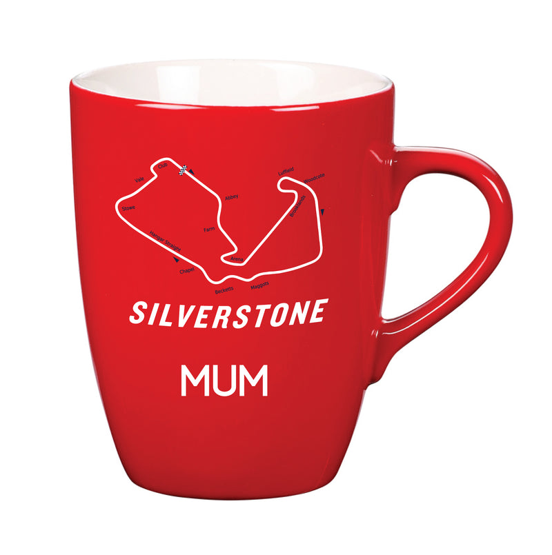 Track Named Mugs Mum
