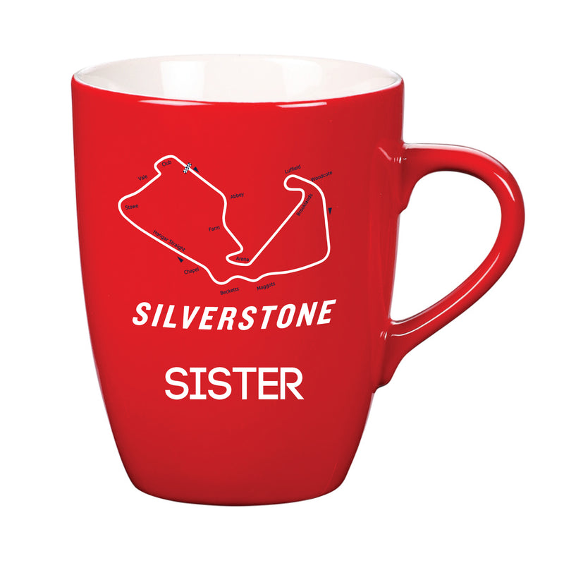 Track Named Mugs Sister