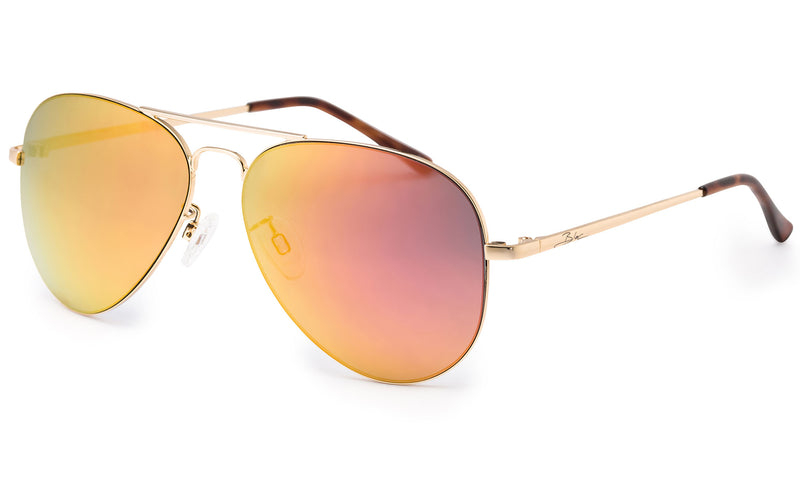 Stowe Sunglasses - Gold