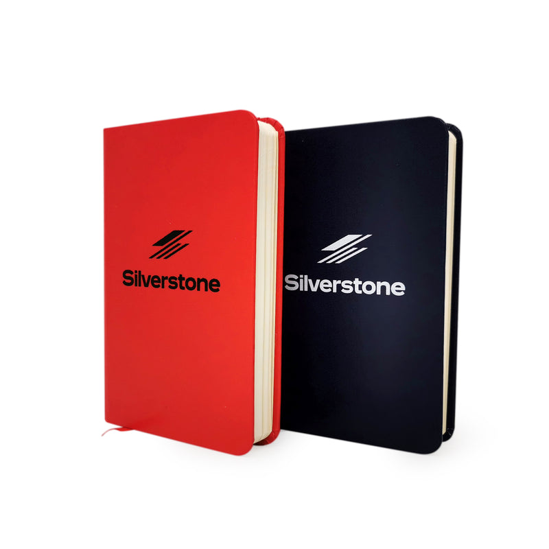 Snappy Notepad- Red