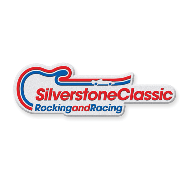 Silverstone Classic Soft Touch Magnet