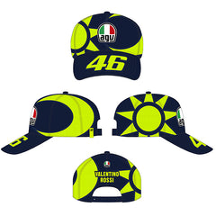 VR46 Helmet Cap Motina Child's 2020