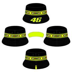 VR46 Bucket Hat Tapes - Adult 2020