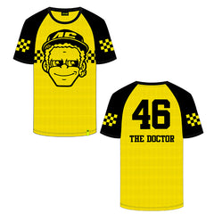 VR46 Child's Dottorone T Shirt 2020