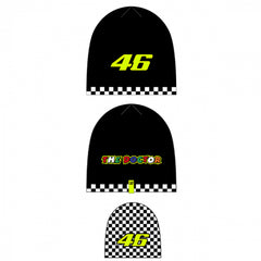VR46 Double Sided Beanie Race U 2020