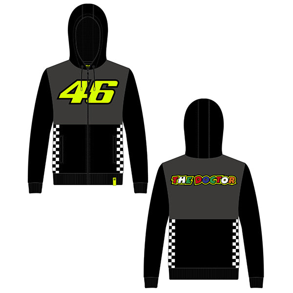 VR46 The Doctor Race Hoodie