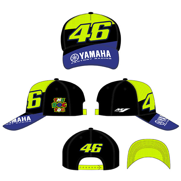 VR46 Child's Racing U Cap 2020