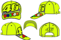 VR46 Cap The Doctor Adults 2020