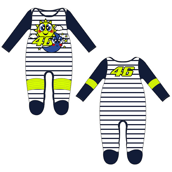 VR46 Baby Overall Sun & Moon 2020