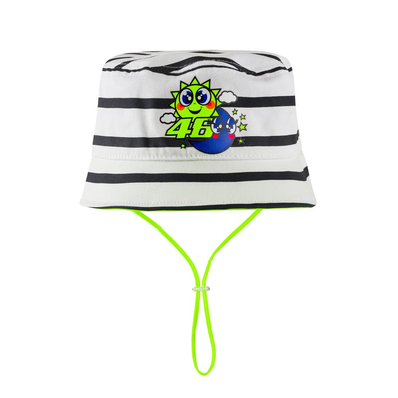 VR46 Baby Bucket Hat (12-24M) Sun & Moon 2020