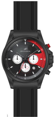 Silverstone Branded Sport Chronograph Watch